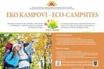 Kreiranje i promocija eko standarda za kamping kapacitete u zaštićenim dobrima i prirodnom okruženju u Republici Srbiji