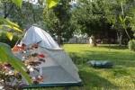 Camping area Crvica Bajina basta, Serbia