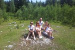 Campsite Grlica, Kamena gora, Prijepolje, Serbia