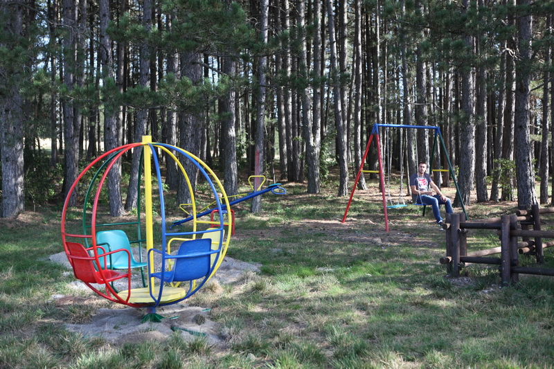 Campsite Zlatibor Serbia Enjoy Famous Beautiful