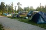 Camping area Strand, Bogojevo, Serbia