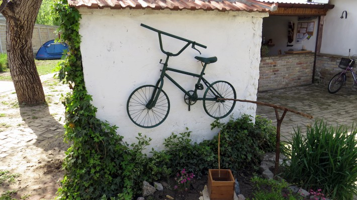 Campsite LongTour, Sombor, first cycle tourism campsite in the center of the city in Serbia