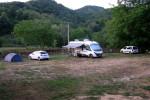 Camping Asin, Danube, Serbia