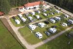 Camping Zlatibor, aerial view