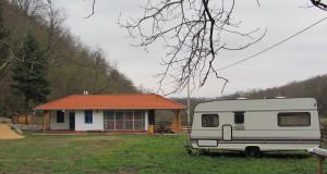 Camping Asin on Danube, village Dobra, Serbia